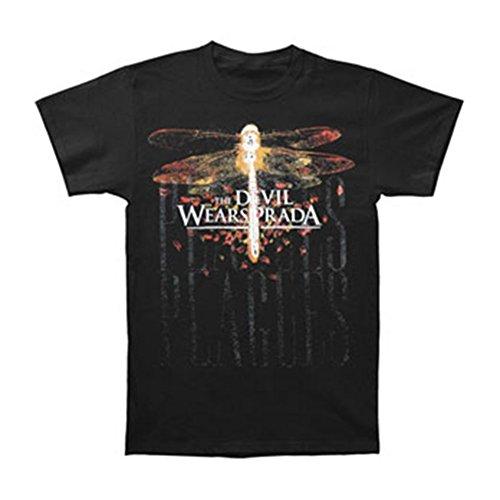 Devil Wears Prada Boys' Dragonfly T-shirt Youth Medium - Kids Clothes Prada