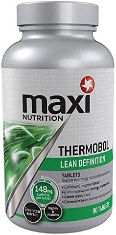 Maxinutrition Thermobol Caps - Pack of 90 Caps