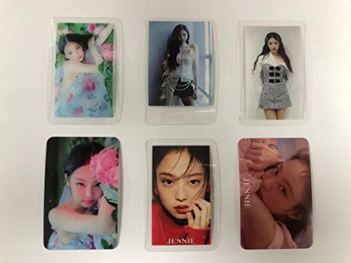 Blackpink Official Lightstick with one Random Jennie Acrylic photocard by Blackpink (Image #6)