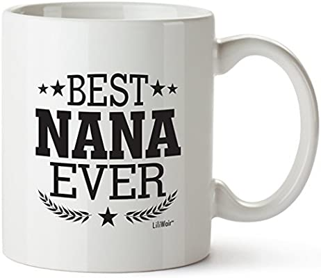 Grandma Gifts For Mothers Day Birthday Gift Best New Funny Great Nana Cheap Mug Cool From Granddaughter Prime Greatest Fun