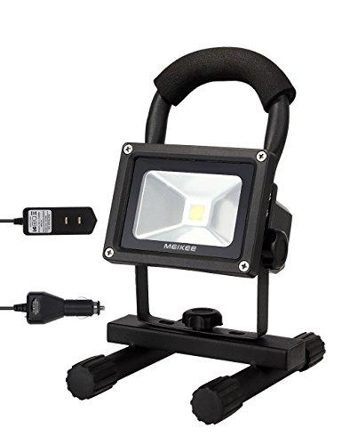 Flood Light Portable - 8