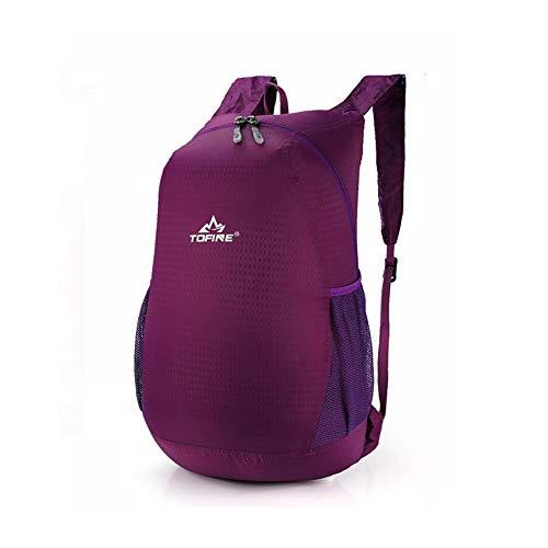 Per Uomo Purple Da Lf Ultraleggera Viaggio Portatile Borsa Impermeabile Con qIaZnwStZg