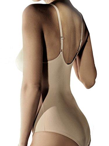 Lady Laterale Pa0338 Traspirante Sostegno Lingerie Body Preformata Esenza Coppa Cotone Skin On Made Italy Anallergico B E In Tessuto Senza Imbottito Bella Donna Ferretto Leggero Cuciturec rEaqnBWr
