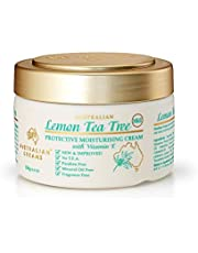 G&M Lemon Tea Tree Cream W Vitamin E Is A Multi-Functional Australian Essential Oil. - 250 Gm