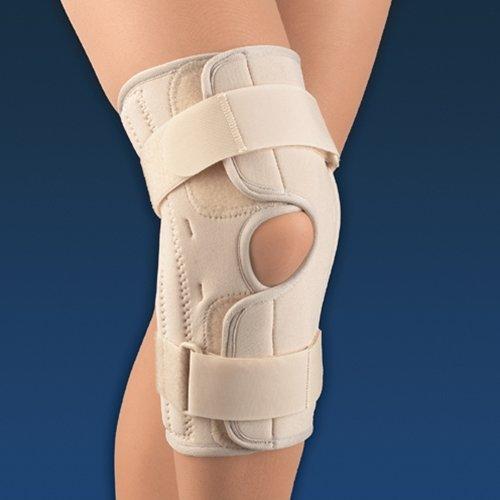 Fla 37-303SMBEG Soft Form Wrap Around Stabilizing Knee Support, Beige, Small   B003IMPTS0