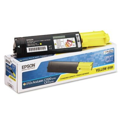 Standard Capacity Yellow Toner for Aculaser CX11NF