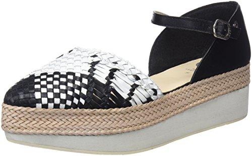 Infilare black 44149 Nero Donna Sneaker Gioseppo AEqUF