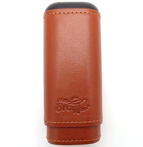 Tan Leather Cigar - 3