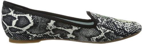 Desigual Baillerina Sleeper 1, Women's Loafers Black - Schwarz (Black 2000)