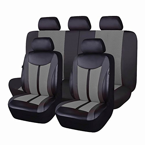 02 Leather Car Seat Cover - 2