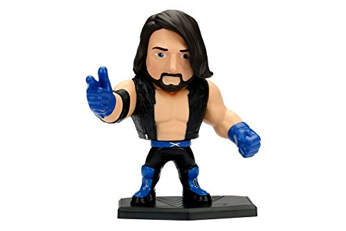 Metals WWE Classic 4'' AJ Styles (M218) Toy Figure by Metals
