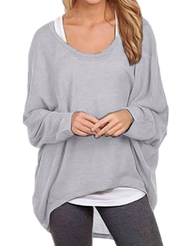 Bum Ladies Basic Jeans (Light Gray) - 1