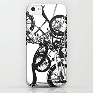Society6 - Bike Chaos iPhone & iPod Case by FF Designs