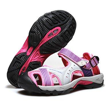 Mágica La Sonrojarse Zapatos US5 Confort Suede EU36 5 Sandalias Heelroyal 5 Planas Cinta De Luz De Anterior Verano CN35 Casual Unisex Azul De RTRY Luz UK3 Suelas Confort Soles qH6vwOB