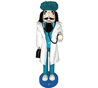 Santa's Workshop 70790 Doctor Nutcracker, 14""