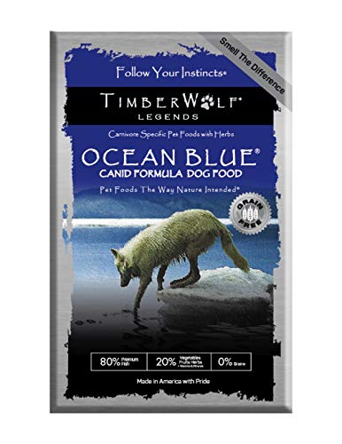 TimberWolf Ocean Blue Legends - 24lbs