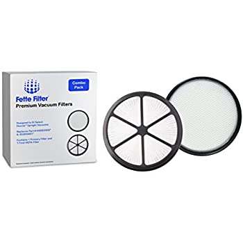 fits UH Hoover React 440010868 /& 440010860 Compatible Upright Vacuum Filter Kit