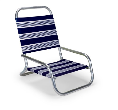 Telescope Casual (73353801) Sun and Sand Folding Beach Chair, Night (Best Telescope Casual Beach Lounge Chairs)