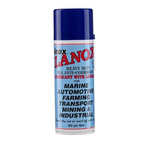 LANOX MX4 Heavy Duty Anti-Corrosion Lubricant w/LANOLIN by INOX-LANOX
