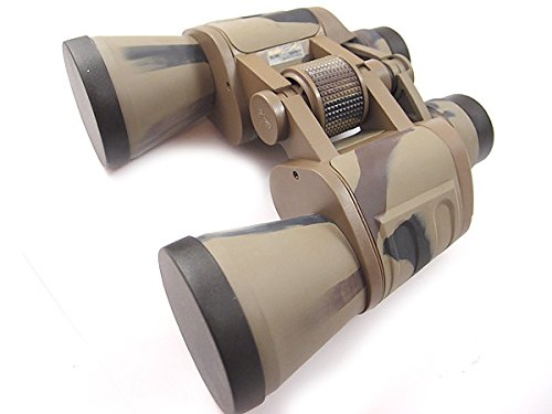 BPC 20 x 50 VR VeberクラシックPorro PrizmゴムArmored双眼鏡、カモ B077PGNLX1