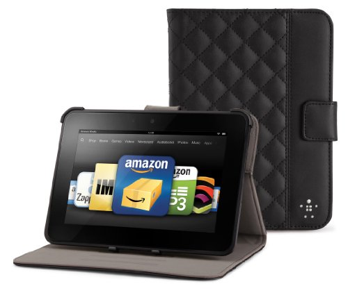 Belkin Quilted Standing Case for Kindle Fire HD 7