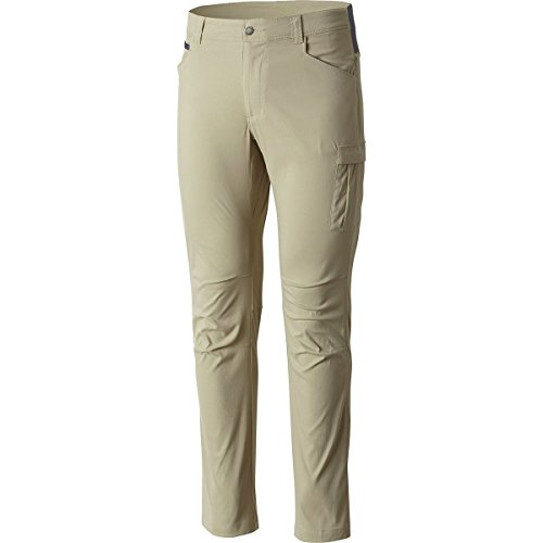 Elements Outdoor (Columbia Men's Outdoor Elements Stretch Pants, Size 32x32, Tusk)