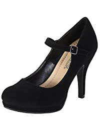 b551fb1e8e8 Amazon.ca   50 to  100 - Mary Jane   Pumps   Heels  Shoes   Handbags