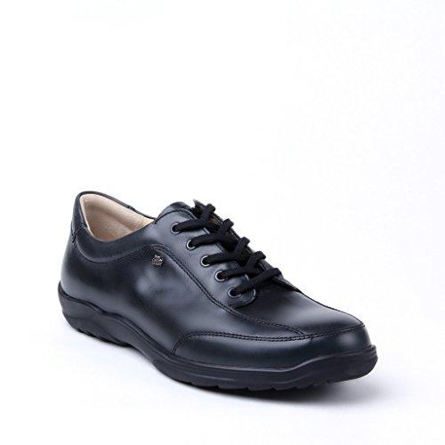 Finn Comfort Men's Manchester,Black,10 B US/9.5B UK