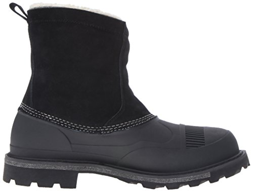 Men's Wooly Woolrich Snow Slip Fully Boot Black dAEE4wq