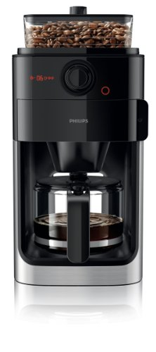 Philips Grind & Brew Coffee maker ( 220 Volt 60Hz , C type Europe Plug)