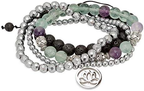 SPUNKYsoul Beginnings Bracelet Hematite Collection product image