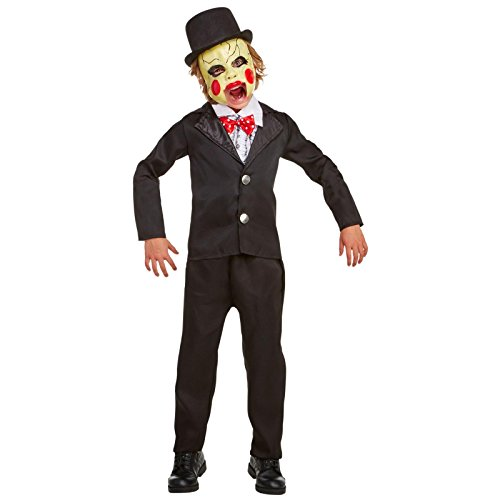 Villainous Ventriloquist Child Costume (Ventriloquist Doll Costumes)