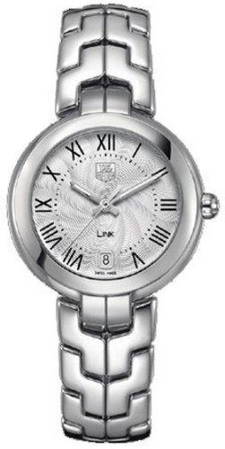 TAG Heuer Women's WAT1314.BA0956 Analog Display Quartz Silver Watch (Heuer Tag Watch Wrist Quartz)