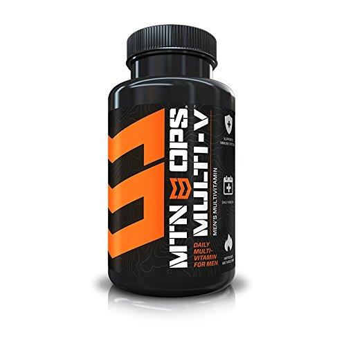 MTN OPS Men's Daily Multi-Vitamin Supplement (30 Servings)