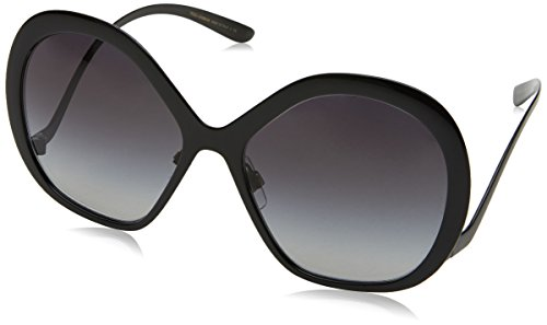 Dolce & Gabbana Women's Tropico Sunglasses, Black/Grey, One - Sunglasses Dolcegabbana