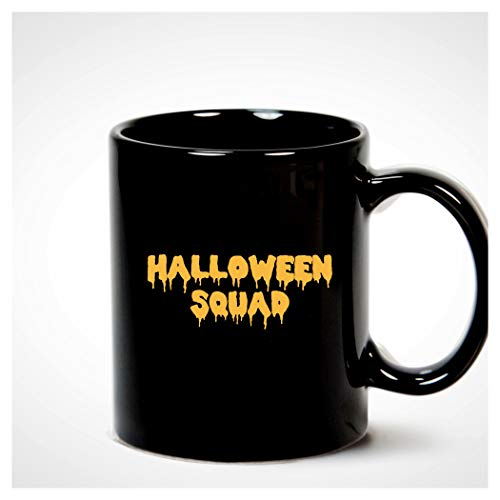 Halloween Squad Mug -