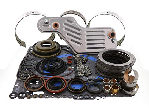 - Ford 5R55W 5R55S Transmission Deluxe Overhaul TRUCK Rebuild Kit 2002-ON Mercury Lincoln