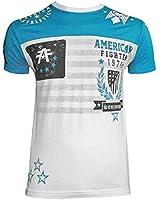 American Fighter Men's Nazareth Tee Shirt White
