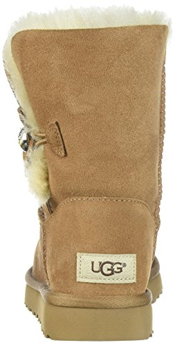 Chestnut UGG Stivali Bailey Button Poppy Chestnut xY4qfIw41