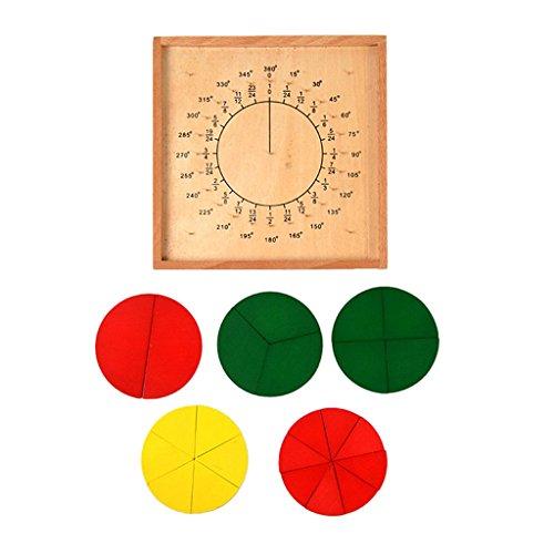 Rojo Juguete de madera Juguetutto Sonajero Cascabel Mariquita