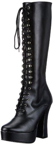 Boots Black Electra 2020 Pleaser Womens wqZxna