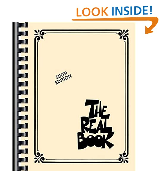 The real book jazz amazon the real book sixth edition fandeluxe Images