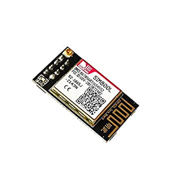 Smallest SIM800L GPRS GSM Module MicroSIM Card Core BOard Quad-band TTL Port `FR