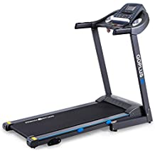Goplus 2.25HP Folding Electric Treadmill Running Jogging Fitness Machine Home Gym