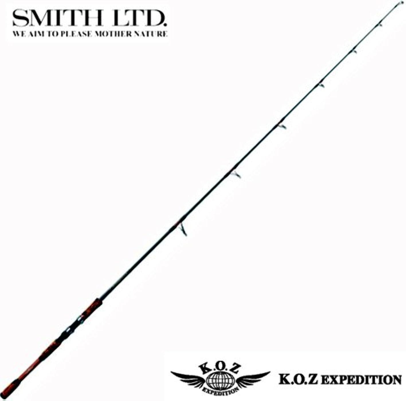 小説ちょっと待ってダイヤモンドスミス(SMITH LTD) ルアー KOZエクスペディション KOZ EX-S76BTH