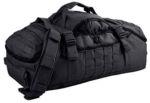 9005466 Red Rock Gear Traveler Duffle Bag black