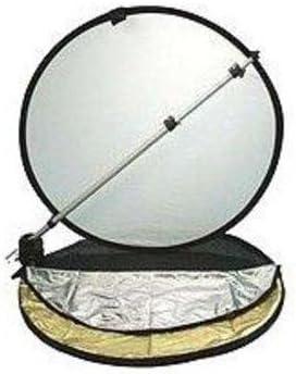 Interfit int270 5 en 1 Reflector de luz (con Soporte