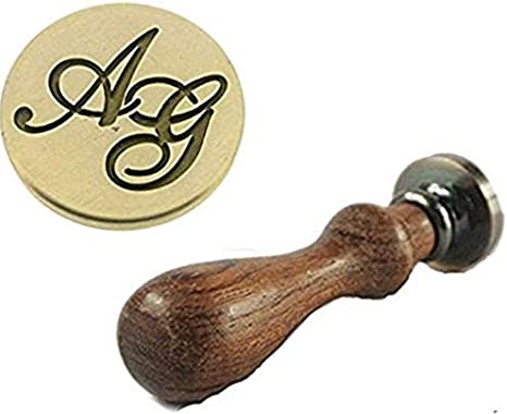 wedding sealing wax stamp,personalized custom seal stamp,double happiness wax seal stamp,handmade wood wax seal stamp