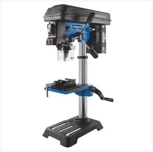 16mm Bohrfutter und Schraubstock Standbohrmaschine Tischbohrmaschine Mit Laser