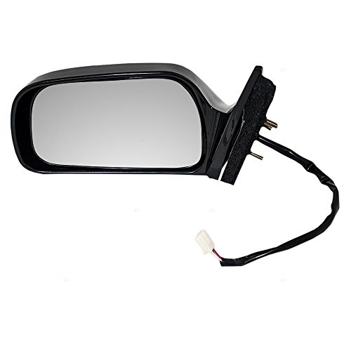 Drivers Power Side View Mirror Replacement for Toyota USA 87940-AA010
